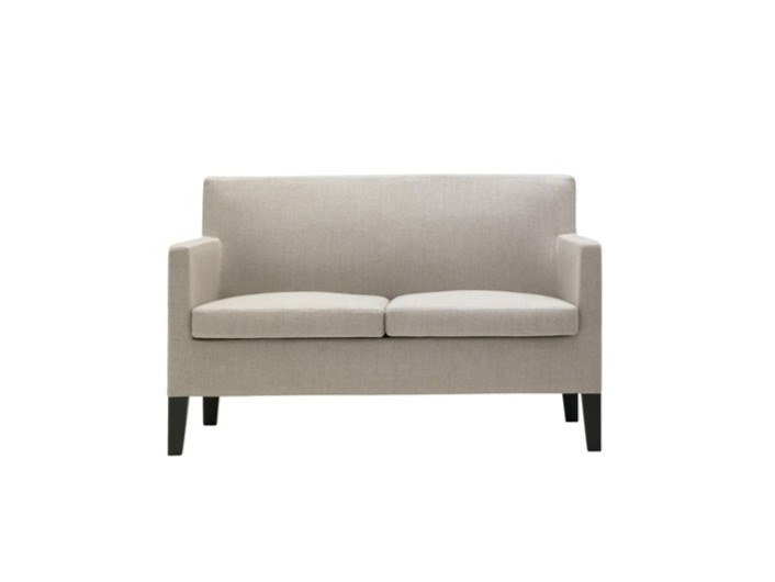 2 seater fabric sofa ANNA LOUNGE SF1407 by Andreu World