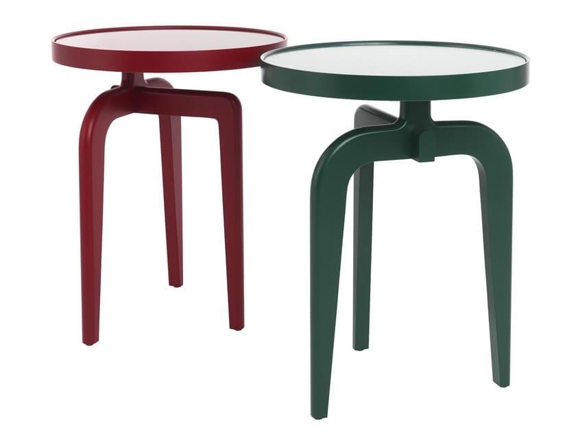 Round side table ANT by Schönbuch