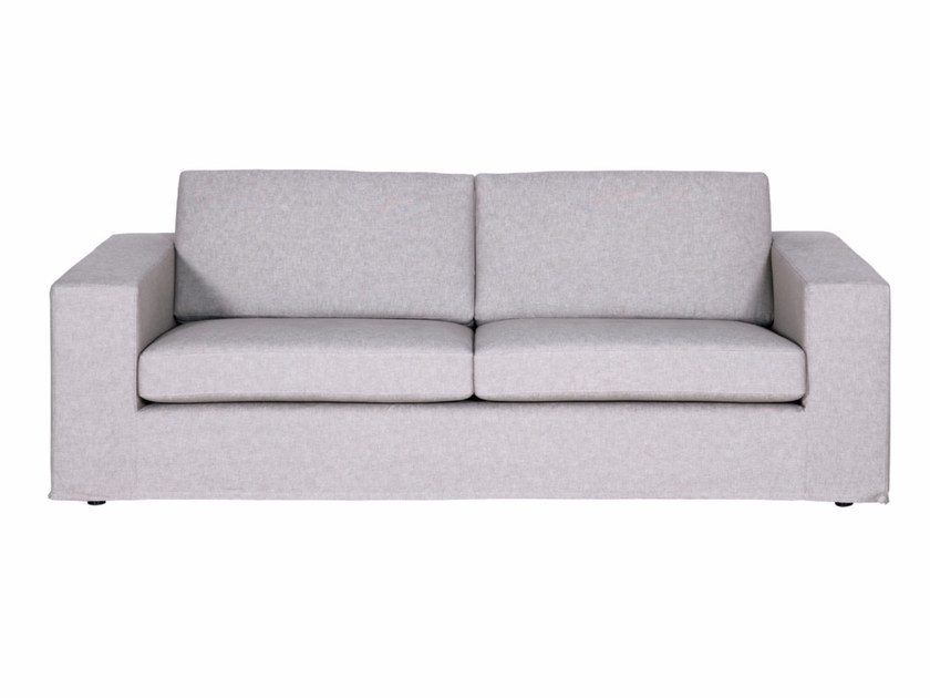Upholstered 3 seater sofa bed ANTARES by SITS
