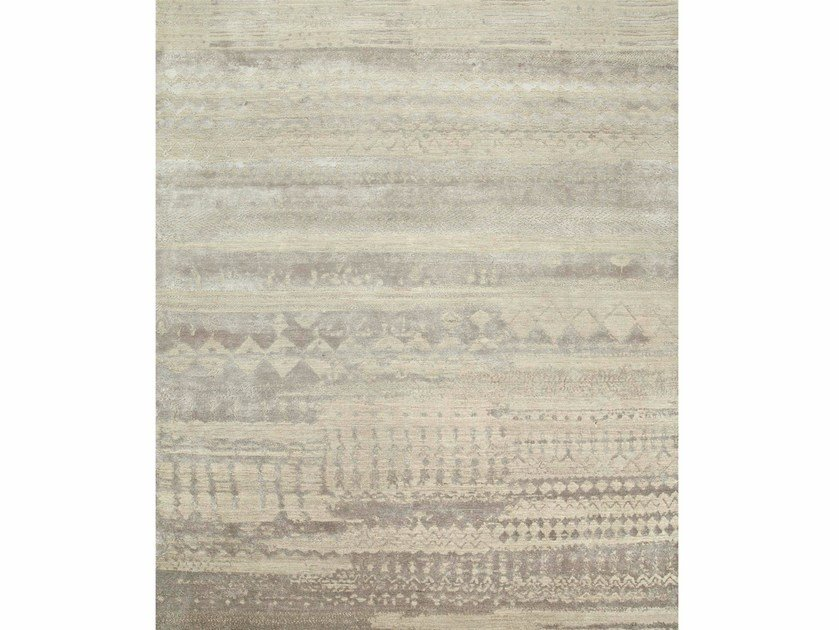 Patterned rug ANTHAR ESK-663 Classic Gray/Shale by Jaipur Rugs