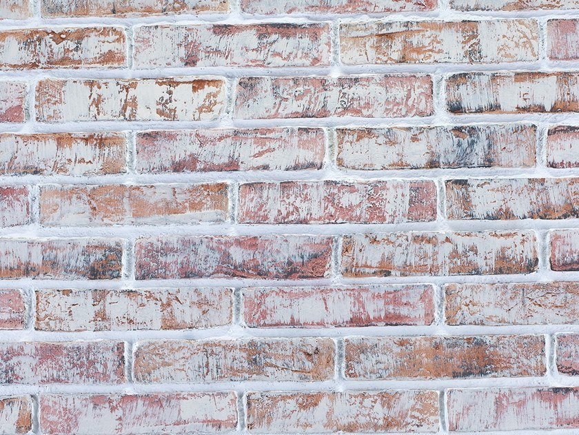 Wall tiles with brick effect ANTICA FORNACE SHABBY by Decor