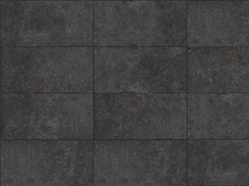 Porcelain stoneware outdoor floor tiles with stone effect ANTICATO BELGISCH GRANIT by GRANULATI ZANDOBBIO