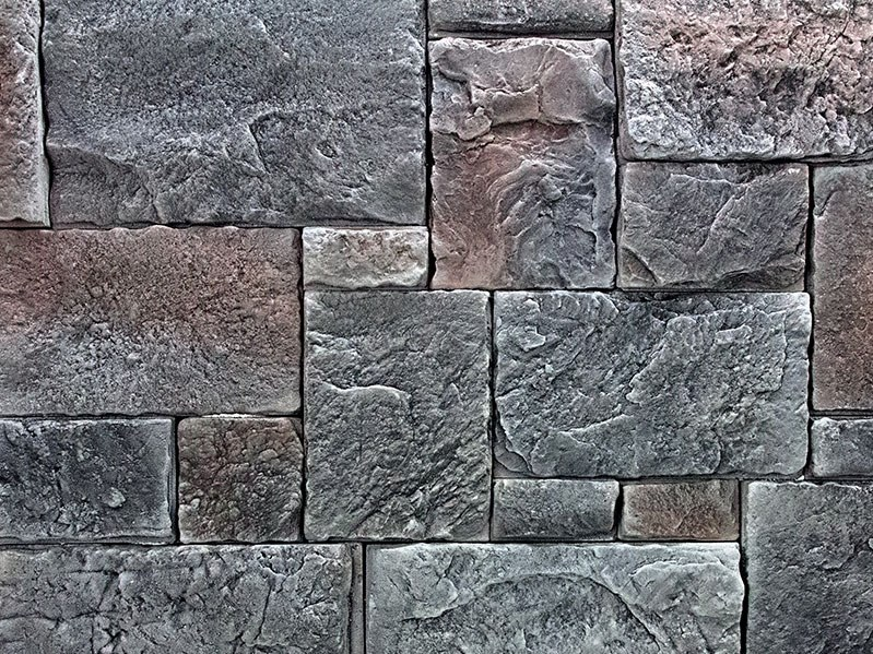 Reconstructed stone wall tiles ANTICHI CASTELLI by Decor