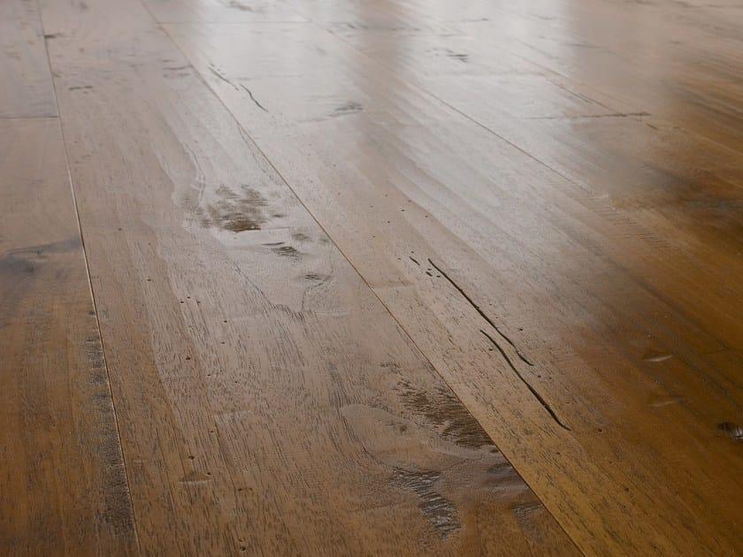 2 layers 3 layers Sanded wooden parquet ANTICO ASOLO MILLENIUM & NUOVO MILLENIUM | Walnut parquet by CP Parquet