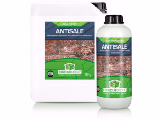 Surface water-repellent product ANTISALE by Essedue Group