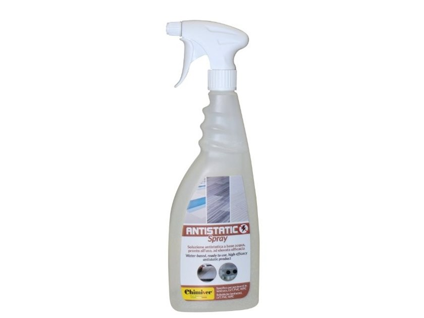 Flooring protection ANTISTATIC SPRAY by Chimiver Panseri