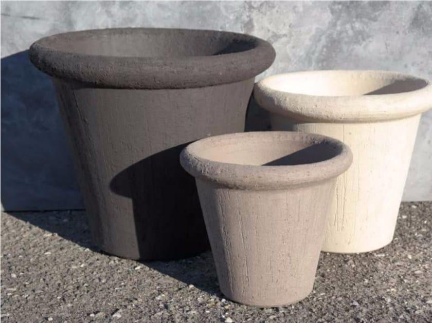 Terracotta garden vase ANTWERP by Domani