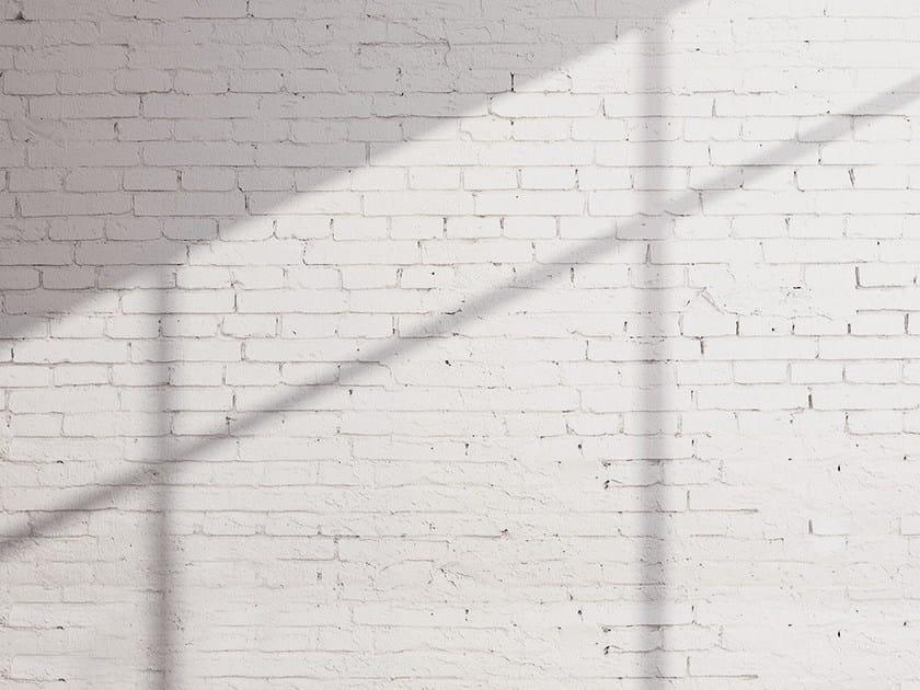 Brick effect wallpaper ANVERSA by Adriani e Rossi edizioni