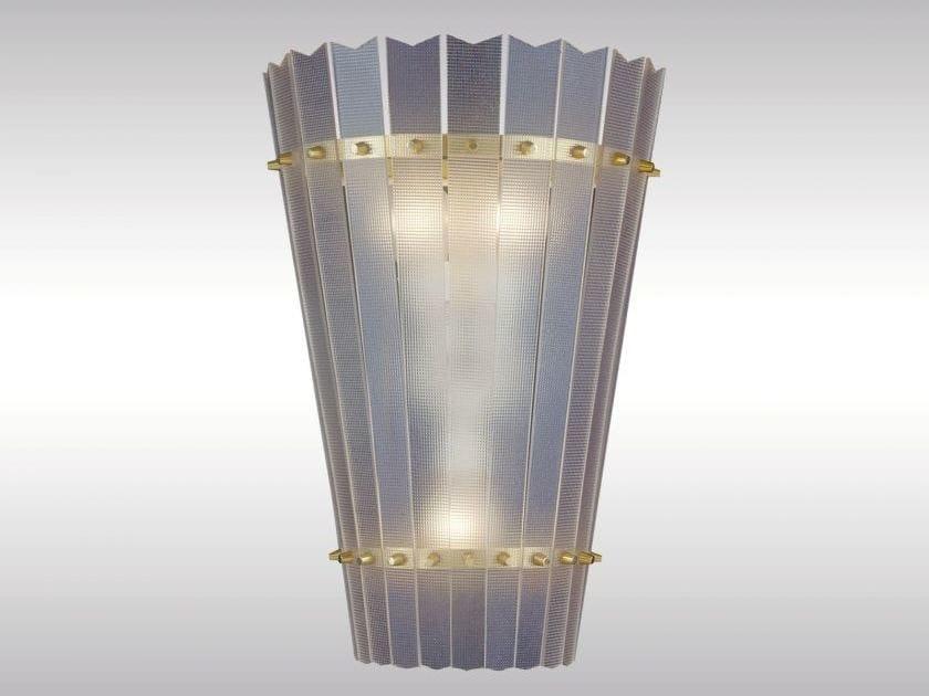 Lampada da parete in stile classico APHRODITE by Woka Lamps Vienna