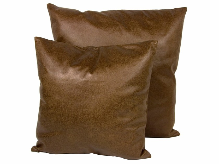 Imitation leather cushion APL0010 - 0011 | Cushion by Gie El Home