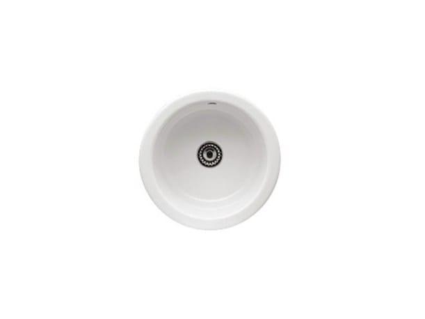 Built-in sink APOGEO by GALASSIA