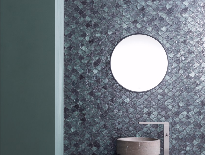 Glass mosaic AQUA by L'ANTIC COLONIAL