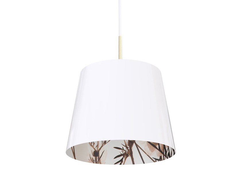 PMMA pendant lamp AQUARELLE by LUZ EVA