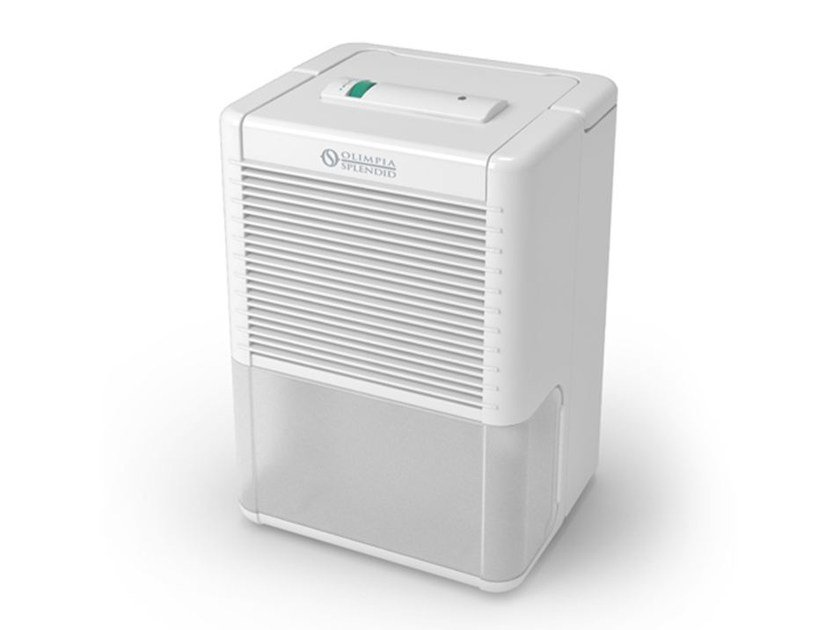 Home dehumidifier AQUARIA SILENT 14 by OLIMPIA SPLENDID