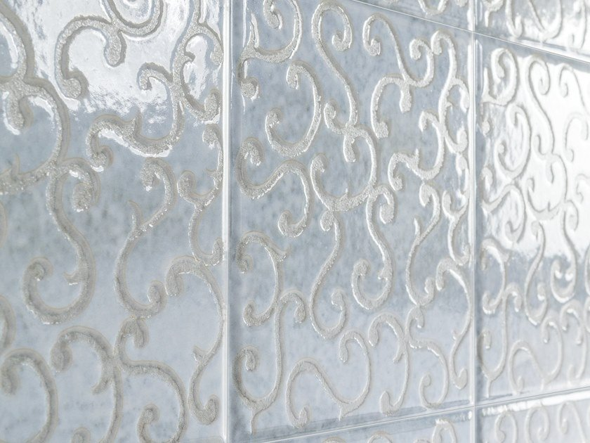 Porcelain stoneware wall/floor tiles AQUEE ACQUAMARINA by Provenza by Emilgroup