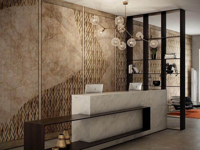 Wallpaper ARABESCADO by GLAMORA