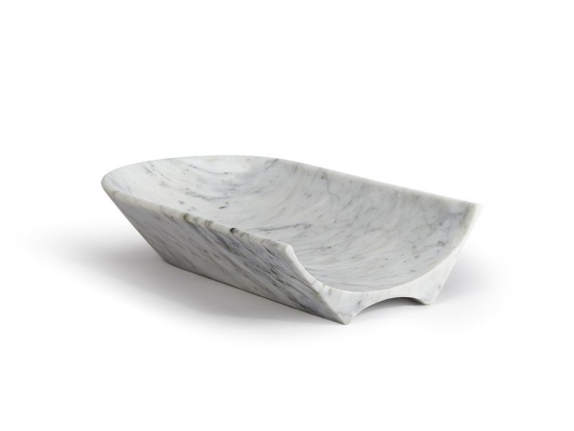 Marble centerpiece ARCA by Atipico