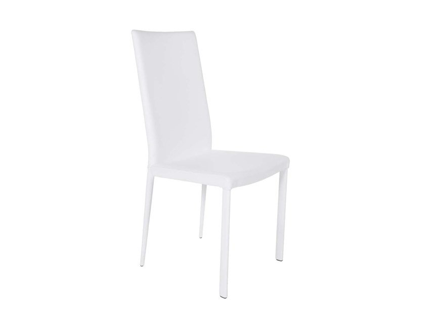 Upholstered high-back chair ARCADE | High-back chair by Trevisan Asolo