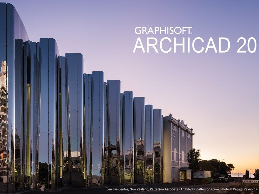 Fresh look at BIM ARCHICAD 20 by GRAPHISOFT Italia