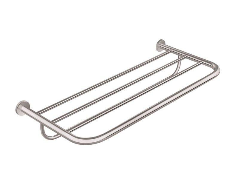 Stainless steel towel rack / bathroom wall shelf ARCHITECT 2900168 by Cosmic