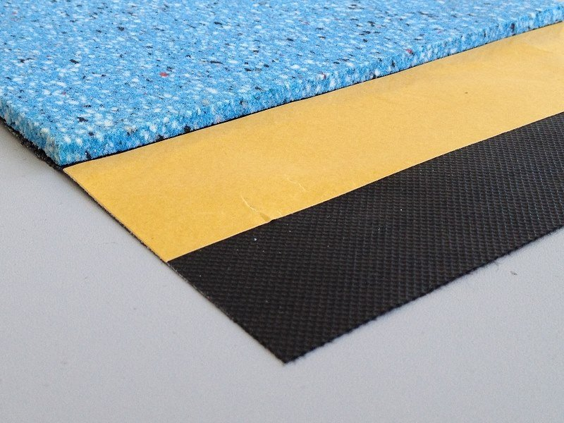 Impact insulation system ARCO FLOOR by ArcoAcustica