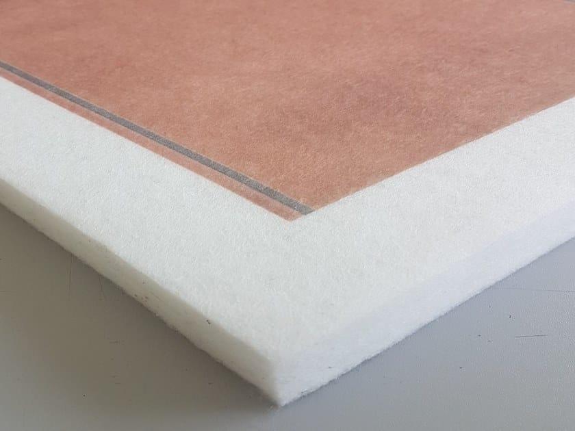 Panneau acoustique décoratif en fibre de polyester ARCO IMMAGINE by ArcoAcustica