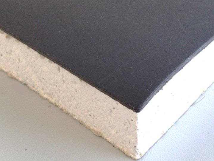 EPDM rubber sound insulation felt ARCO MASS GIPS by ArcoAcustica