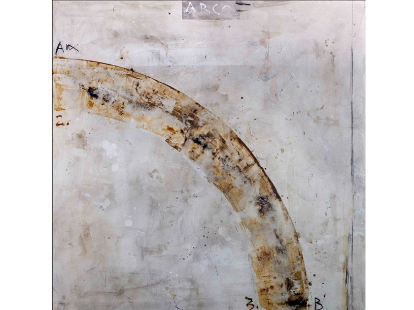 Canvas Painting Arco by NOVOCUADRO ART COMPANY