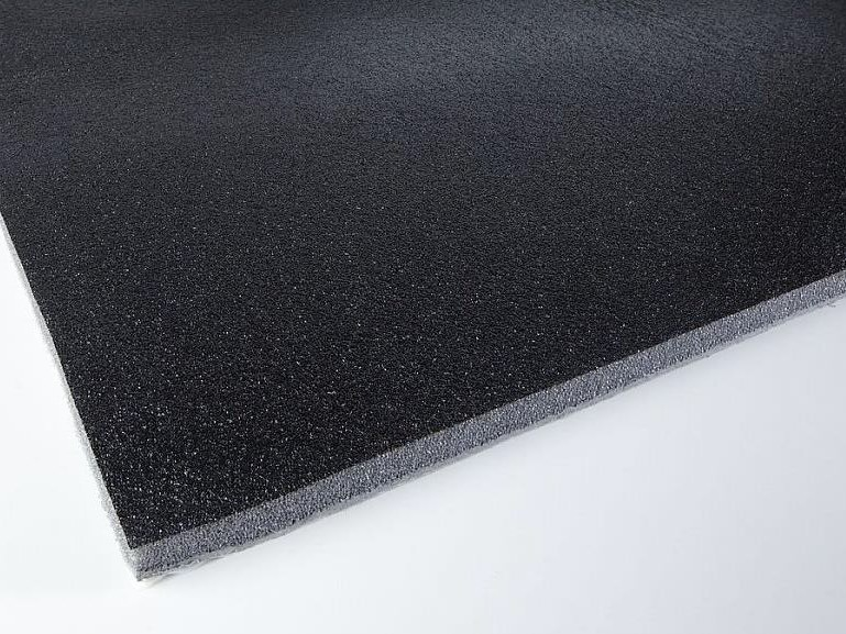 Impact insulation system ARCO RUBBER by ArcoAcustica