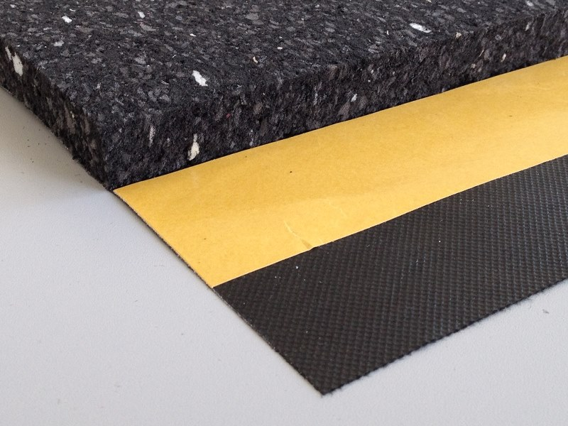 Impact insulation system ARCO SOLAIO by ArcoAcustica