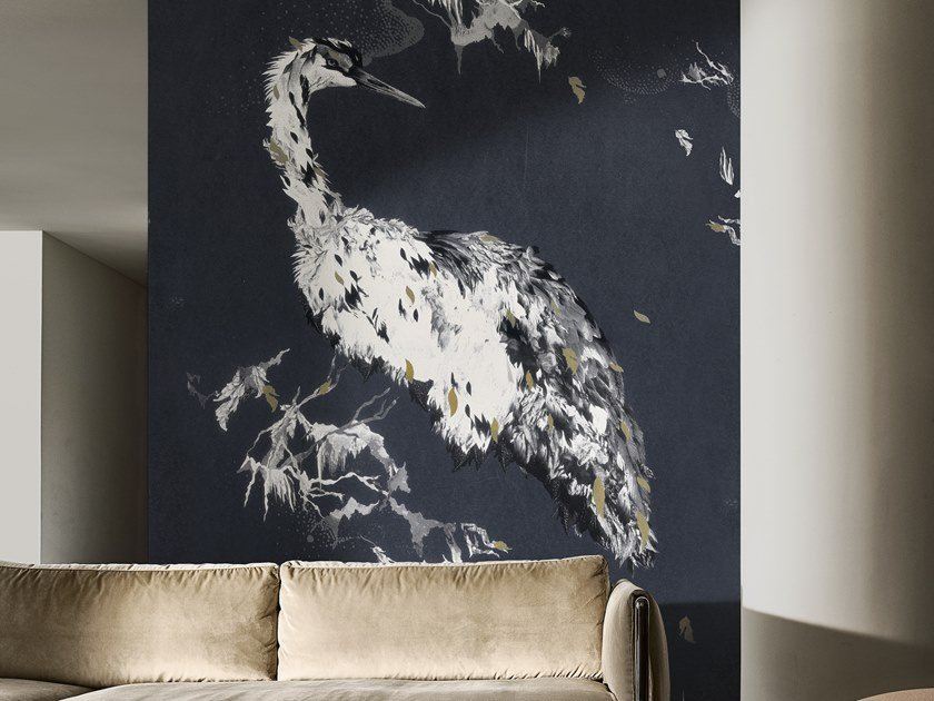Panoramic wallpaper ARDEA by Wall&decò