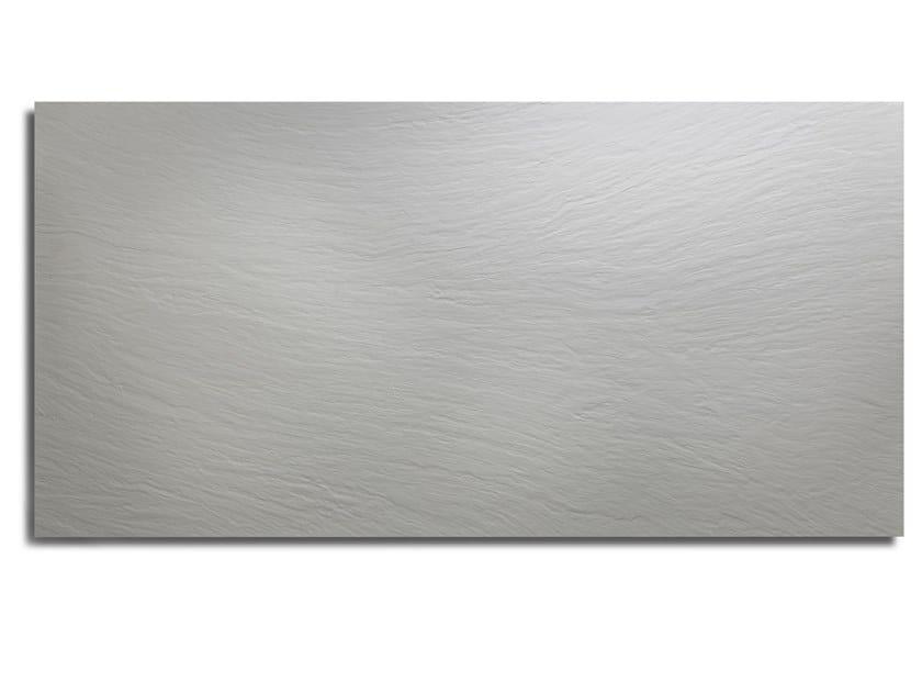 Laminam® furniture foil with stone effect ARDESIA - BIANCO A SPACCO by Laminam