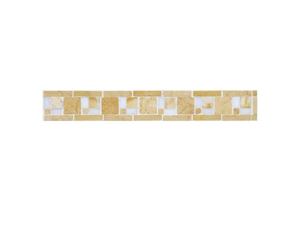Marble mosaic ARGENTERA by FRIUL MOSAIC