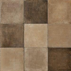 Porcelain stoneware wall/floor tiles ARGILLAE | BRICK TALE by Ceramica Fioranese