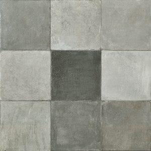 Porcelain stoneware wall/floor tiles ARGILLAE | POWDER GREEN by Ceramica Fioranese