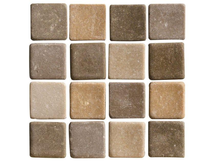 Porcelain stoneware wall/floor tiles ARGILLAE | MOSAICO BRICK TALE by Ceramica Fioranese