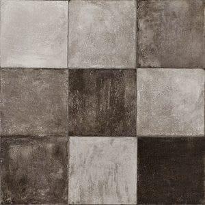 Porcelain stoneware wall/floor tiles ARGILLAE | SOFT BLACK by Ceramica Fioranese