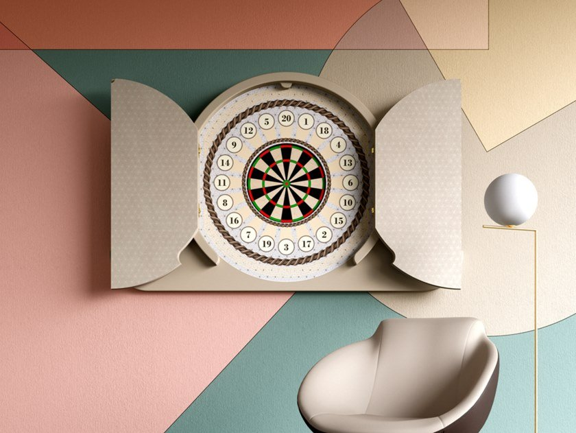 Darts cabinet ARGO20 by Vismara Design