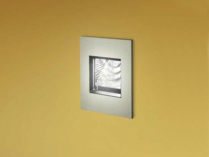 LED wall-mounted steplight ARIA | Wall-mounted steplight by Artemide