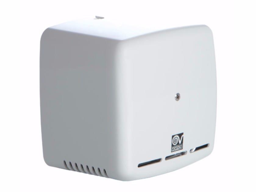 Centrifugal bathroom fan with PIR and long life motor ARIETT LL PIR by Vortice