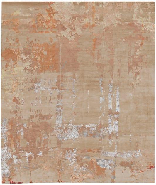 Tappeto fatto a mano rettangolare ARILD by HENZEL STUDIO