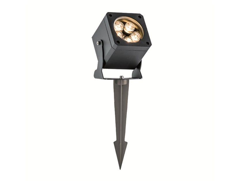 Proiettore per esterno a LED orientabile in alluminio ARIS 10W by Terzo Light