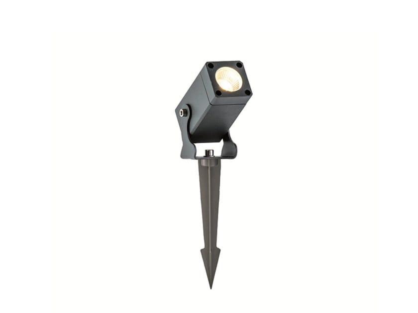 Proiettore per esterno a LED orientabile in alluminio ARIS 3W by Terzo Light