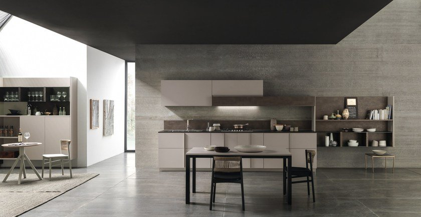 ArkÈ linear kitchen arkè collection by pedini design alfredo
