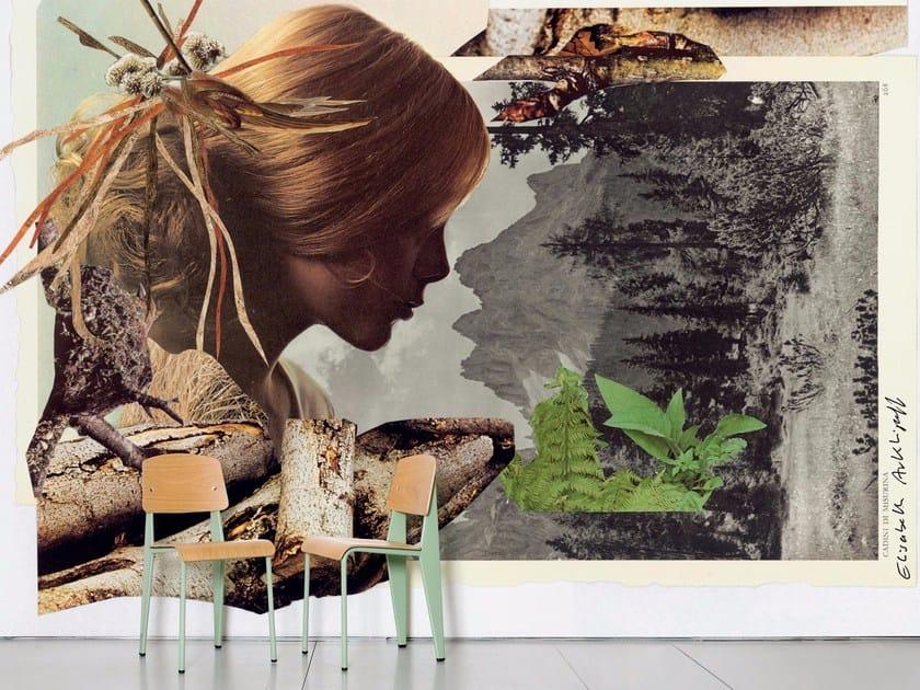 Wallpaper ARKHIPOFF LANDSCAPE by Moustache