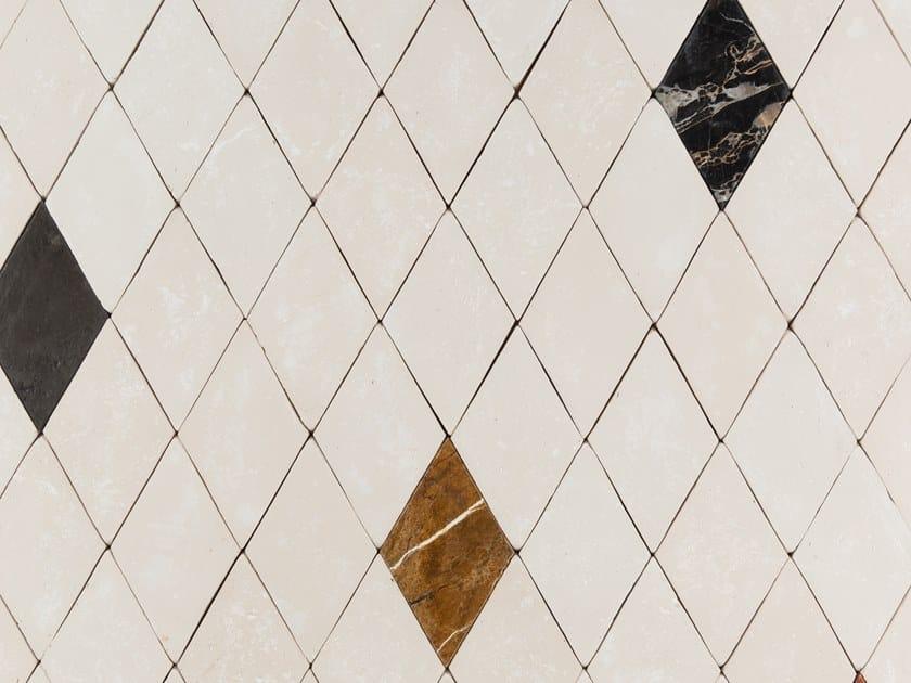 Terracotta wall/floor tiles ARLECCHINO by Palazzo Morelli