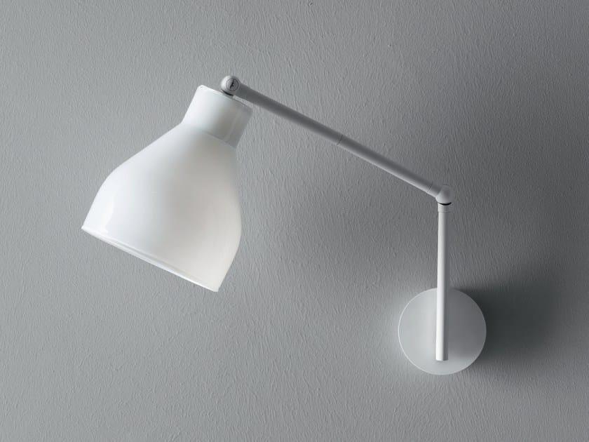 Lampade da parete design vl led lampada da parete design wei pulverbeschichtet v hz - Lampade da parete design ...