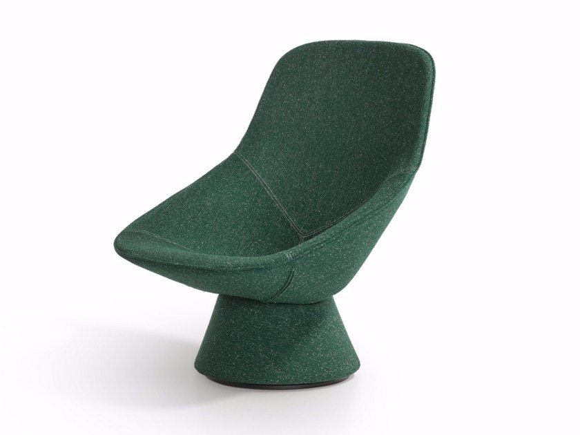 Fabric armchair PALA | Armchair by Artifort