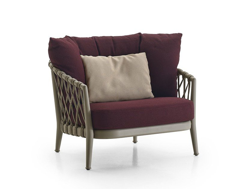 erica armchair erica collection by b b italia outdoor design