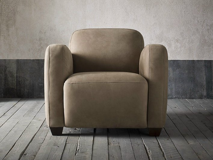 Armchair with armrests AGE | Armchair by ELITE TO BE